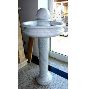 Eride del guerra fontane da giardino fontana da giardino con sfera girevole - Fontane in marmo da giardino ...